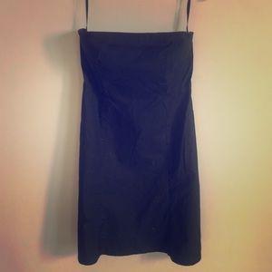 Gap Strapless Little Black Dress